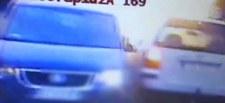 0007MR7YCL1BJSB6-C307 Wymuszenie i zderzenie w oku policyjnej kamery