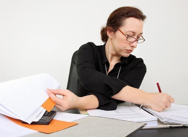 Wynagrodzenia osób pracujących w skarbówce różnią się w zależności od zajmowanego stanowiska /© Panthermedia