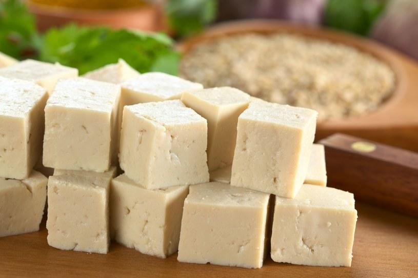 """Wynaleziony w Chinach """"twarożek"""" sojowy, najbardziej lubiany przez wegetarian /123RF/PICSEL"""