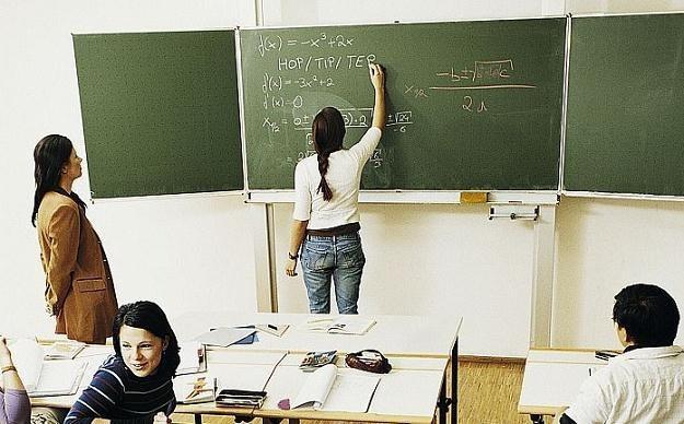 """""""Wynik polskich nastolatków daje im duże szanse na dobre odnalezienie się na rynku pracy"""" /© Bauer"""