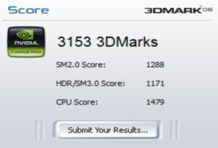 Wynik w 3DMARK 2006 /Komputronik