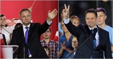 Wynik wyborów prezydenckich 2020: Przewaga Andrzeja Dudy wzrosła [LATE POLL]