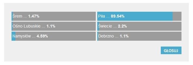 Wyniki głosowania /RMF24