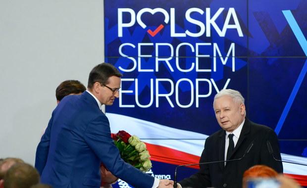 Wyniki wyborów do europarlamentu: Przewaga PiS nad KE. Dane PKW z 99 proc. komisji