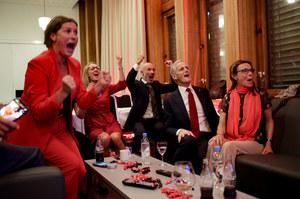 Wyniki wyborów w Norwegii. Premier Erna Solberg uznała swoją porażkę