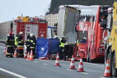 Wypadek autobusu na A2