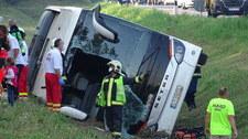 Wypadek autobusu na Węgrzech. Pasażerowie to głównie mieszkańcy woj. śląskiego