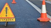 Wypadek autobusu w Ożarowie Mazowieckim, są ranni
