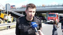 Wypadek autobusu w Warszawie. Jak wyglądała akcja ratunkowa?