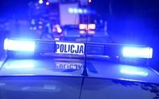 Wypadek autobusu z żołnierzami na A4. Trzy osoby są ranne