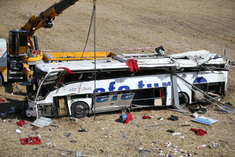 Wypadek autobusu /AA/ABACA /East News