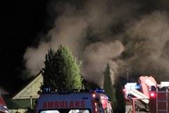Wypadek awionetki w Krakowie, nie żyje pilot i troje dzieci