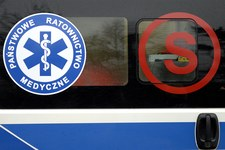 Wypadek busa z podopiecznymi z domu dziecka w Morągu. 6 osób w szpitalu