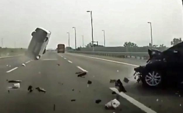 Wypadek był bardzo poważny /