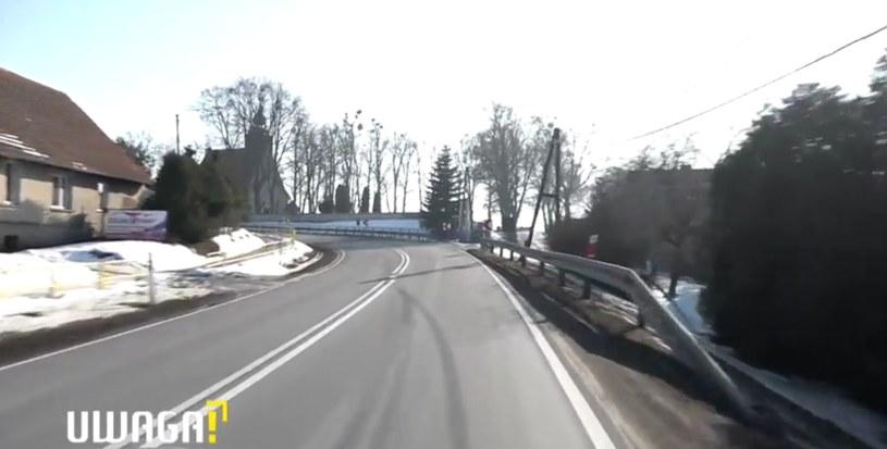 Wypadek był dramatyczny w skutkach /player.pl /TVN