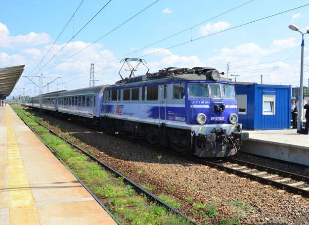 Wypadek cystern spowodował opóźnianie się pociągów / Zdjęcie ilustracyjne /Wlodzimierz Wasyluk/REPORTER /East News
