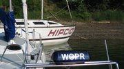 Wypadek jachtu na Bałtyku