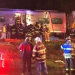 Wypadek kolejowy w USA. Wielu rannych