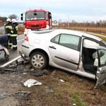 Wypadek koło Stalowej Woli. Są ranni