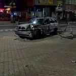 Wypadek na nielegalnych zawodach w Stargardzie. 18-latek z zarzutami
