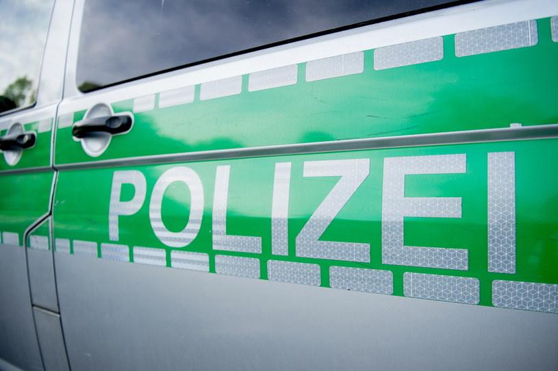 Wypadek na niemieckiej autostradzie, zdjęcie ilustracyjne /Daniel Dmitriew /Agencja FORUM