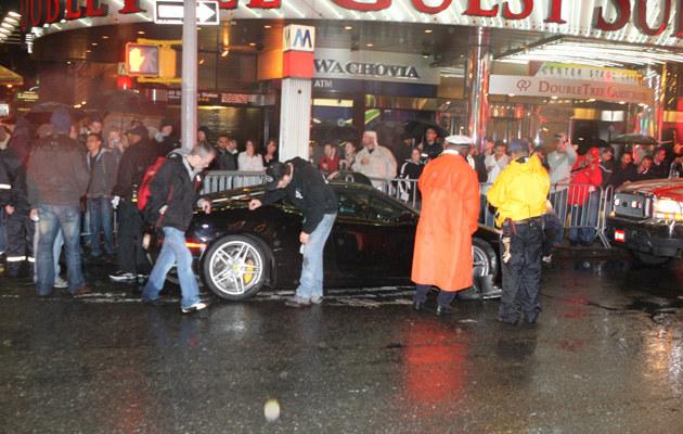 Wypadek na planie filmu Nicolasa Cage'a  /Splashnews