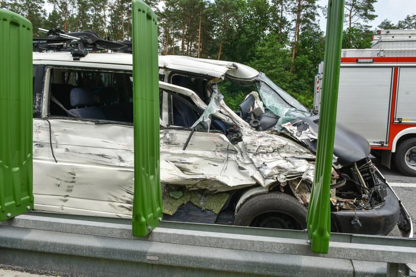 Wypadek na S3 w Lubuskiem /NewsLubuski /East News