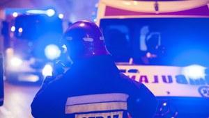 Wypadek na S7. Droga w kierunku Gdańska zablokowana