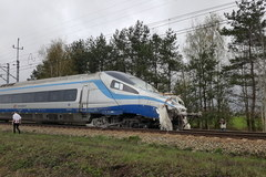 Wypadek Pendolino w Opolskiem