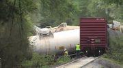 Wypadek pociągu z niebezpiecznymi substancjami