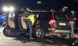 Wypadek pod Mszczonowem będzie wyjaśniać Volvo