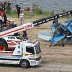 Wypadek podczas pikniku lotniczego. Przyczyną prawdopodobnie błąd pilota