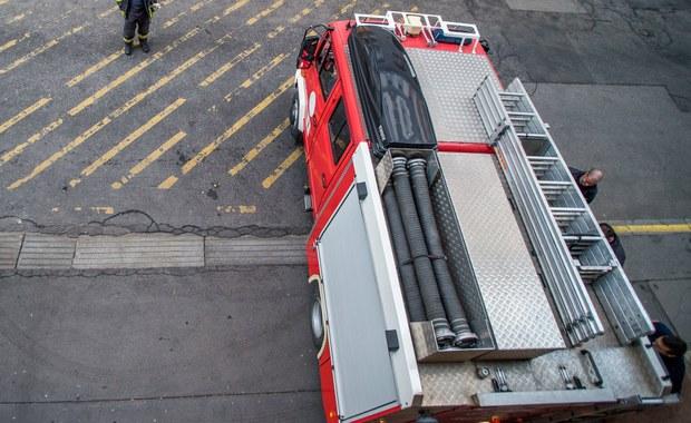 Wypadek polskiego autobusu na Węgrzech. Siedem osób rannych