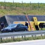 Wypadek polskiego autokaru w Serbii: Prokuratura w Poznaniu wszczęła śledztwo