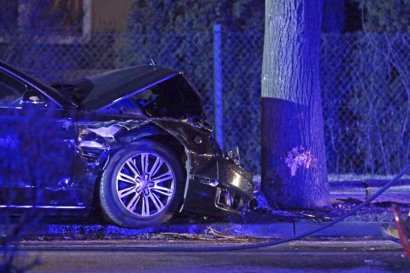 Wypadek samochodowy z udziałem Premier Beaty Szydło w Oświęcimiu /    Associated Press /East News