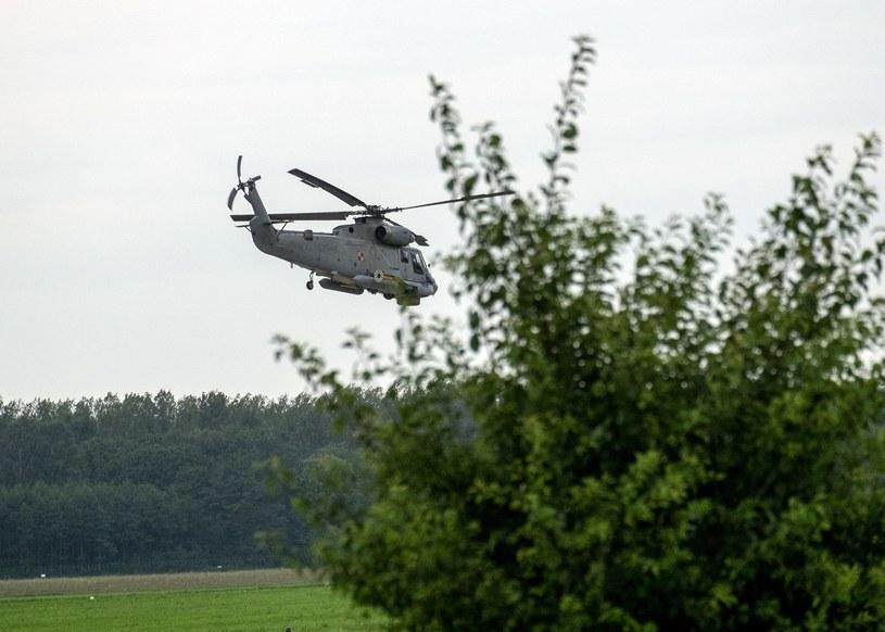Wypadek śmigłowca wojskowego (zdjęcie ilustracyjne) /Marek Michalak /East News
