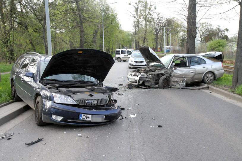 Wypadek spowodowany przez pijanego kierowcę /JAROSLAW JAKUBCZAK / POLSKA PRESS /East News