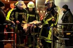 Wypadek statku pasażerskiego w Niemczech