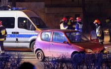 00098XC7NM5TRCHC-C307 Wypadek Szydło - zniknęło 150 tys. zł na nowe Seicento, winnych brak