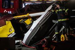 Wypadek tramwaju w Lizbonie