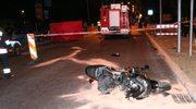 Wypadek w Bytomiu. Nie żyje motocyklista