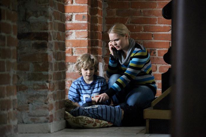 Wypadek w domu Anki /Polsat