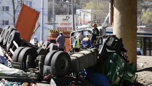 Wypadek w Gdyni: Rośnie liczba ofiar