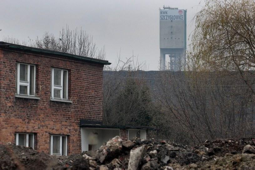 Wypadek w kopalni Knurów, zdj. ilustracyjne /Fot. Dominik Gajda/ /Reporter