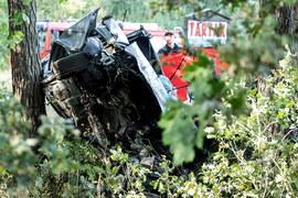 Wypadek w Miradzu. Zginęły cztery osoby
