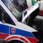 Wypadek z udziałem karetki w Poznaniu. Są ranni