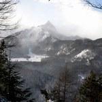 Wypadki i trudne warunki w Tatrach