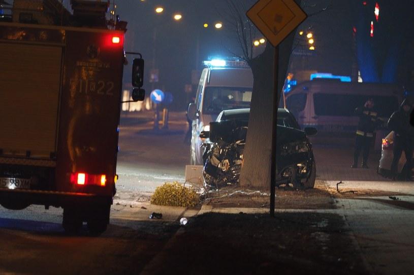 Wypadki limuzyn BOR odbiły się szerokim echem /Jacek Kwiatkowski /Reporter