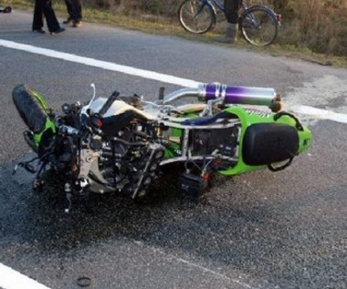 Wypadki to wina motocyklistów!
