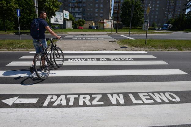 Wypadków na przejściach jest zbyt wiele. Ale nie można całej odpowiedzilaności zrzucać na kierowców /MARIUSZ KAPALA / GAZETA LUBUSKA / POLSKA PRESS /East News